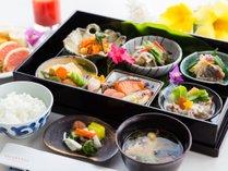 マラルンガ(朝食イメージ)/朝食はブッフェ形式で和・洋・琉の料理をご提供しております。