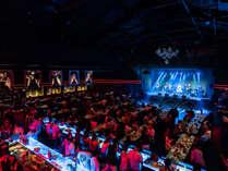 【ファンキーフラミンゴ】生演奏とともに「食べる・聴く・踊る」五感で楽しめるライブ&ダイニングバー!