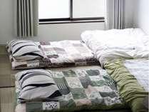 個室は畳仕様の和室となっています。