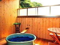 露天風呂付きのお部屋も……別府八湯の一つ亀川温泉のお湯を贅沢に!!