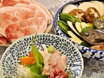 【おしい!広島県】自然放牧の島豚バーベキュープラン
