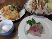 【おしい!広島県】カニすき・島豚ミックスプラン