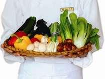 (イメージ)地場の新鮮食材をお楽しみください♪
