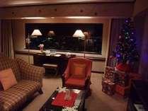 クリスマスルーム(デラックスツイン 50平米)