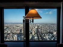東側客室からの眺望(イメージ)