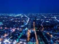 東側客室からの夜景(イメージ)