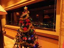 【オークラのクリスマス】1日2組限定!フランス料理ディナー付き★ラグジュアリープラン〔1泊夕食付〕