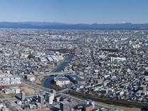 高層階からの風景(イメージ)