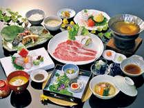 宮崎の郷土料理と旬の食材を使った会席をご用意いたします