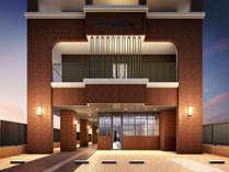 ■ホテルWBF北船場WEST外観■