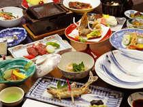 【花コース】グレードアップ懐石プラン 1泊2食