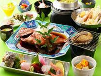 カップルプラン~夕食一例