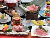 岐阜に来たら一度は食べてください!絶対に満足いただける飛騨牛の特選会席≪飛騨牛会席プラン≫
