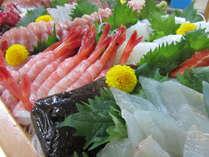 【冬グルメ満喫】カニと新鮮な海の幸を満喫★石川で楽しむ旬の味♪ズワイガニ一杯つき海鮮尽くし