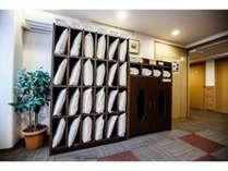 各フロアに選べる枕7種類ご用意♪お部屋の枕と合わせると8種類から選べます。