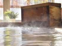 女性大風呂檜風呂
