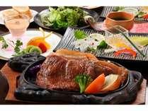 【肉食系女子も大満足☆】300gキングサーロインステーキプラン♪
