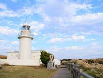 *【城ケ島】三浦半島最南端、日本で5番目に作られた洋式灯台。
