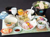 *お夕食「和食会席(9品)」迷ったらコレ!当館スタンダードコースです。