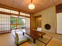 *【都鳥】2階にある8畳と控えの間がついたお部屋。のんびりとした時間をお楽しみください