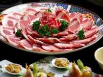 【和歌山グルメ堪能】希少なジビエ小鍋xジビエ釜飯(ひつまぶし風)を頂く薬膳料理【和会席-松-】