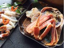 ≪富山づくしプラン≫富山の食材にこだわった秋の特別懐石料理♪貸切露天無料特典&おもてなし弁当付き*