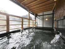 大浴場「立柳」露天風呂