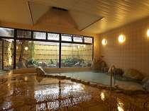 源泉風呂大浴場姫の湯(一例)