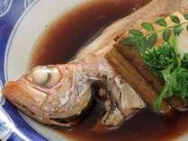 【白身のトロ】とも言われる幻の高級魚【のどぐろ】はお煮付けで♪(一例:口コミでも評判)