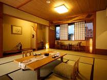◆お部屋はお人数にあわせてご用意させていただきます。(和室一例)