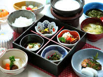 ◆健康志向に配慮した体に優しいお料理をご用意