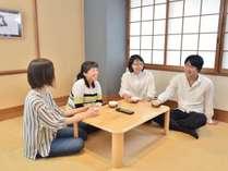 ◆和室◆家族旅行、卒業旅行、女子会にピッタリの広々空間☆