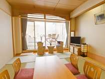 露天風呂付客室(2)