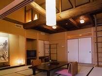 【贅沢近江牛しゃぶしゃぶプラン】~全室半露天風呂付客室で寛ぐプラン~