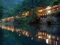 【高雄 「もみぢ家」】 京の夏の風物詩 川床ステイ  舞妓さんの舞や歓談とともに~選べるご夕食プラン