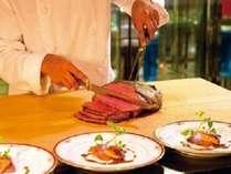 約50種類のお料理をご用意!フリードリンク付 ディナービュッフェ ステイプラン(ご夕食:ビュッフェ)