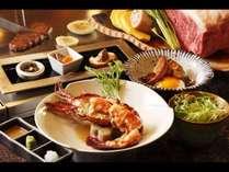 【3F 鉄板焼き くぬぎ】お料理※一例/イメージ