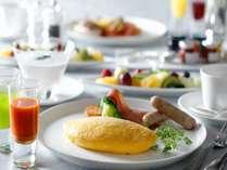 ご朝食のイメージ