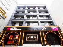 【2019年12月NEWOPEN】あの頃を彷彿とさせる新感覚ホテル!なんば駅から徒歩7分の好立地