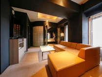 【807号室】73平米ミストサウナ・ジェットバス付キングサイズベッドダブルルーム