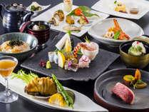 【水無月】プチ贅沢料理一例