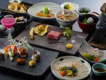 【弥生】プレミアム料理一例