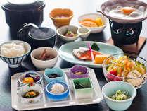 ■自慢の朝食■和洋折衷、バイキング形式のお食事をお楽しみ頂けます