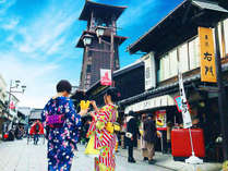 【女子旅】可愛い着物で小江戸川越を散策しませんか?インスタ映えの写真が撮れる事、間違いなし!