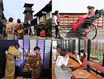 【女子旅①】可愛い着物で小江戸川越を散策しませんか?SNS映えの写真が撮れる事、間違いなし!