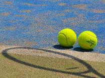 テニス・自転車・卓球…思い切りスポーツも楽しめます!