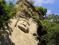 熊野磨崖仏…日本最古・最大級の磨崖仏