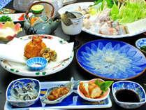 【3年とらふぐフルコース】川長の冬季No.1★ぜひご賞味ください。