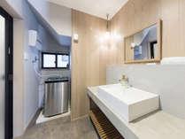 洗面スペース/洗濯機