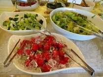 身体の調子を整えるフレッシュ野菜を食べて1日を始めましょう♪